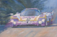 Fine art prints motor racing and classic cars